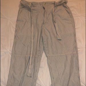 American Eagle Outfitters Pants - American Eagle Paper Pants
